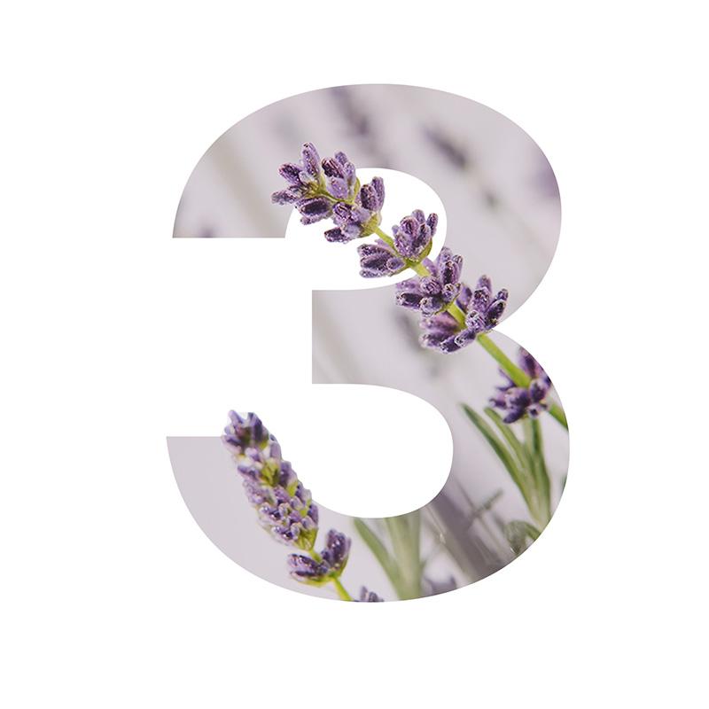3 True Lavender