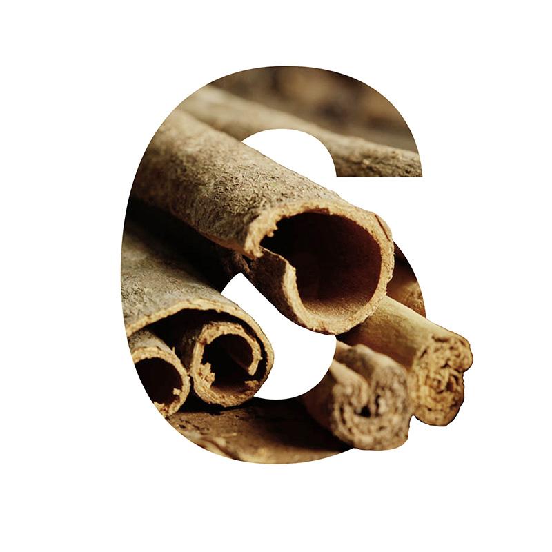 6 Cinnamon Bark