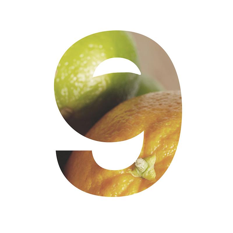 9 Key Lime