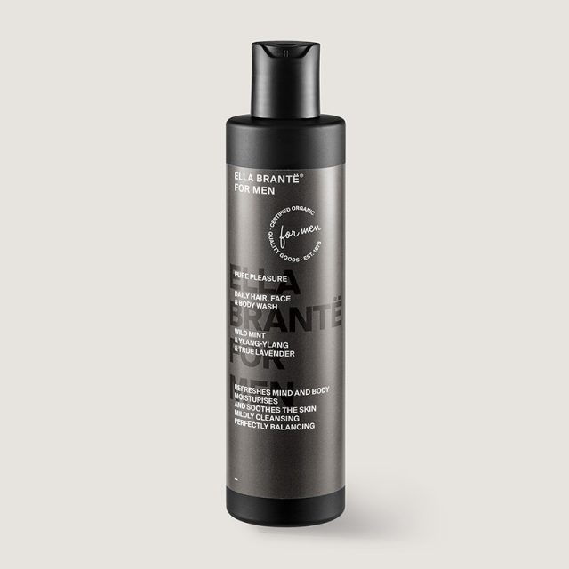 Pure Pleasure DAILY HAIR, FACE & BODY WASH