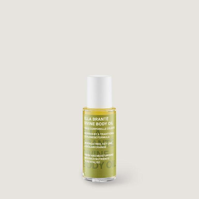 Divine Body Oil Moringa Tree, Key Lime & Sicilian Orange